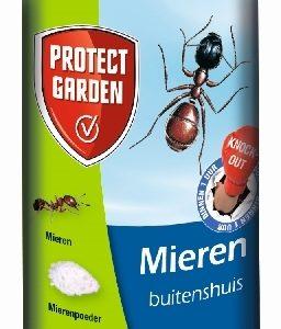 FASTION K.O.POEDER PROTECT GARDEN 250G.