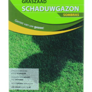 GRASZAAD SOMBRAS SCHADUWGAZON 250G.