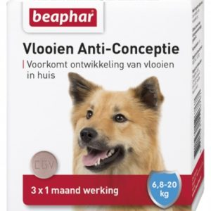 VLOOIENANTICONCEPTIE HOND MID.3TB