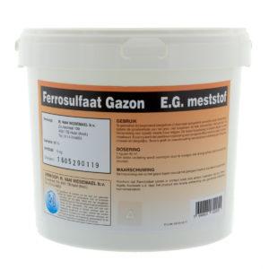 FERROSULFAAT 95% GAZON 5KG.