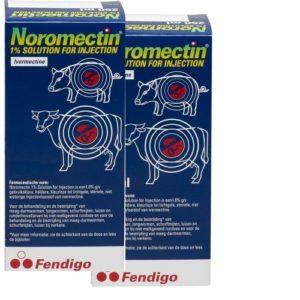 NOROMECTIN INJECTIE 500ML URA REGNL10107