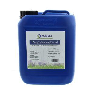 PROPYLEENGLYCOL AGRIVET 5L.