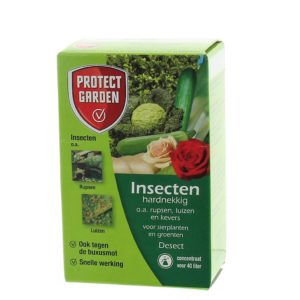 DESECT CONC. PROTECT GARDEN 20ML.