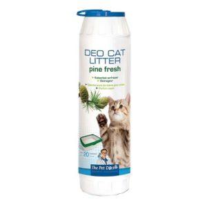 TPD DEO CAT LITTER PINE FRESH 750G