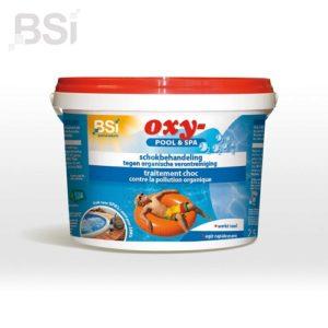 OXY-POOL & SPA 2,5 KG